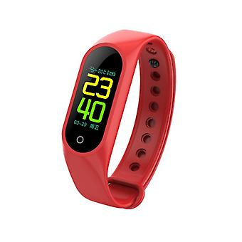 K9 Slim Fitness Band-rood