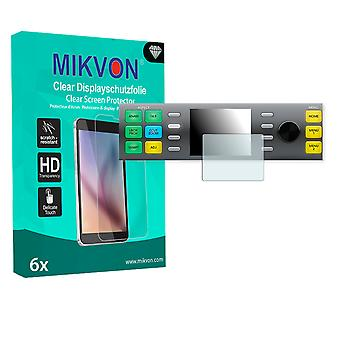Blackmagic Teranex 2D Screen Protector - Mikvon Clear (Retail Package con accessori)