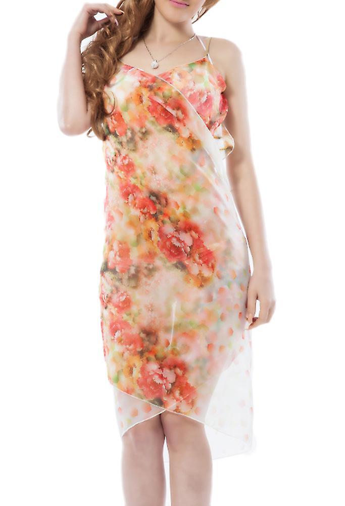Waooh - Mode - Paréo imprimé fleuri