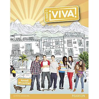 Viva! Pupilla libro 1 di Anneli McLachlan - 9781447935254 libro