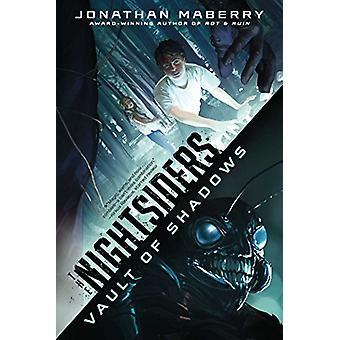 Bóveda de sombras por Jonathan Maberry - libro 9781481415798