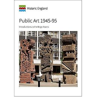Public Art 1945-95 - Introductions to Heritage Assets by Lynn Pearson