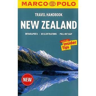 New Zealand Marco Polo Handbook - 9783829768443 Book