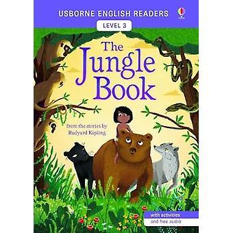 Usborne czytelników angielski poziom 3 - Księga dżungli przez Mairi Mackinnon-