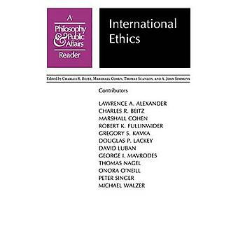 International Ethics - A  -Philosophy and Public Affairs - Reader by Law