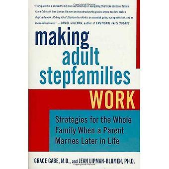Adult Machtmuster Arbeit: Strategien für die ganze Familie, wenn ein Elternteil heiratet später im Leben
