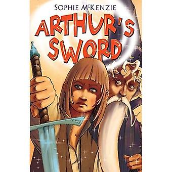 Arthur's Sword (White Wolves: Myths and Legends)