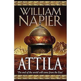 Attila (Attila trilogin 1)