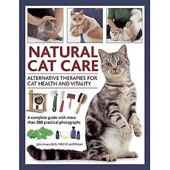 Natuurlijke kat verzorging