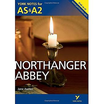 York Notes AS/A2 Northanger Abbey (York Notes Advanced)