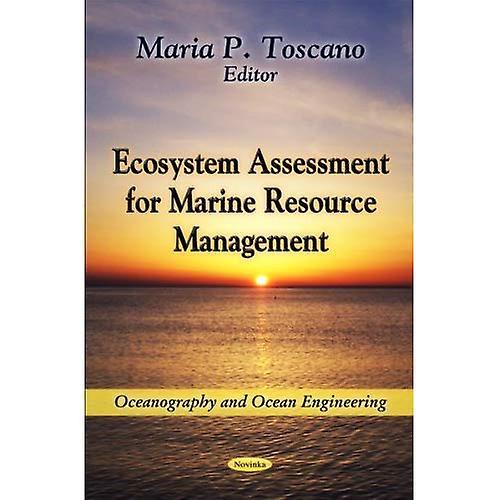Ecosystem AssessHommest for Marine Resource ManageHommest
