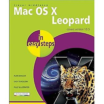 Mac OS X Leopard in Easy Steps (In Easy Steps)
