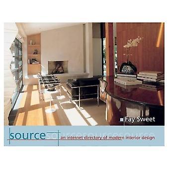 Bron: Een Internet-adreslijst van Modern interieur