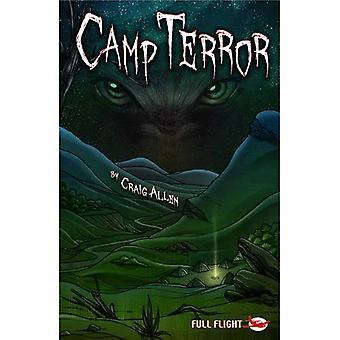 Kamp Terror (volle vlucht Adventure)