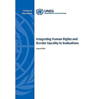Integrating Human Rights and Gender Equality in Evaluations: Guidance Document
