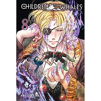 Children of the Whales, Vol. 8 (Children of the Whales)
