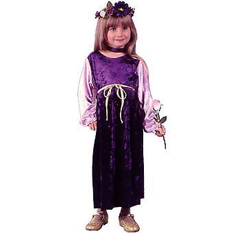 Rose Princess Toddler Costume