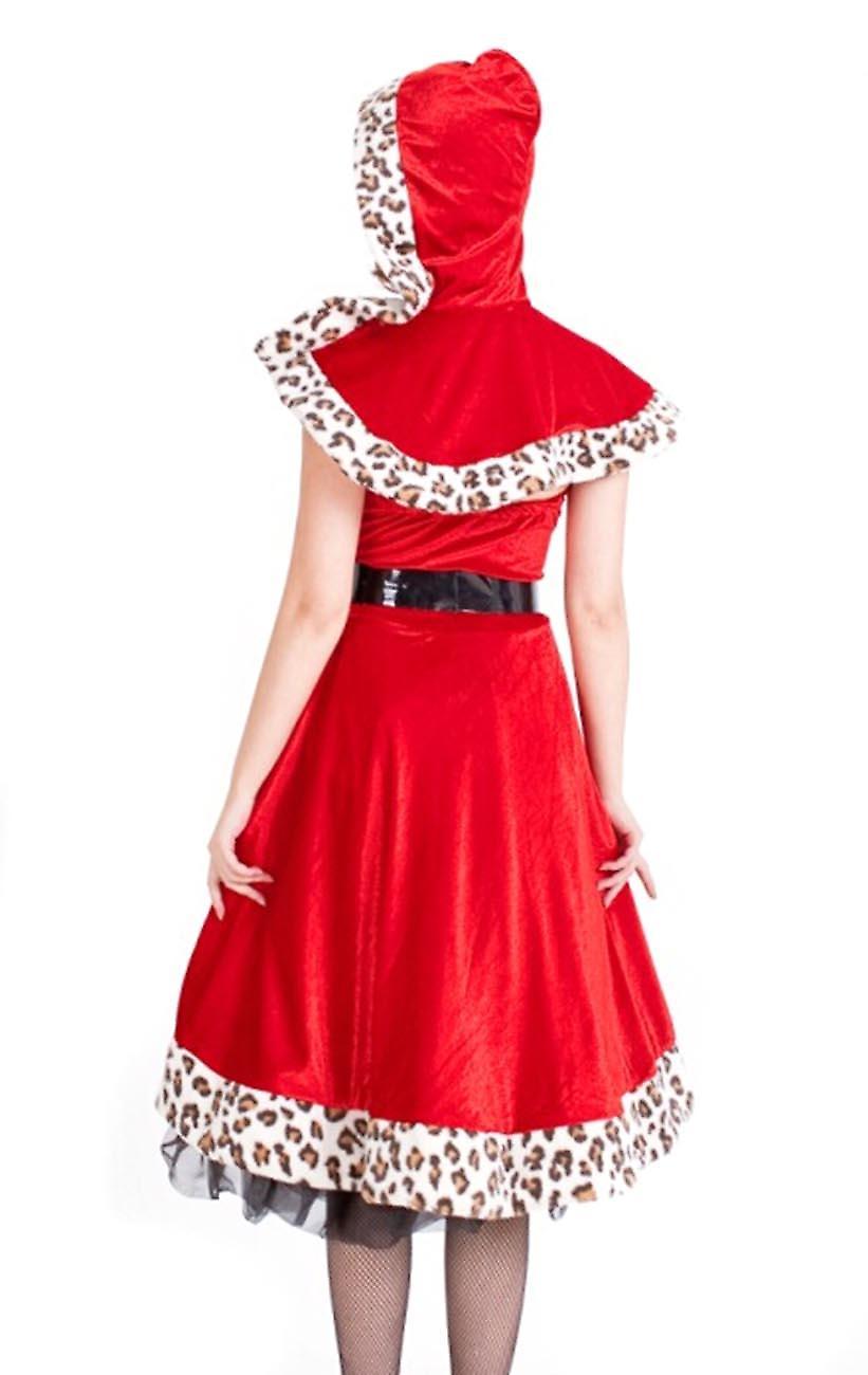 Waooh69 - sexy Costume Mother Christmas GLAR