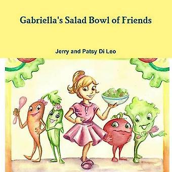 Gabriellas saladeira de amigos por Di Leo & Jerry e Patsy