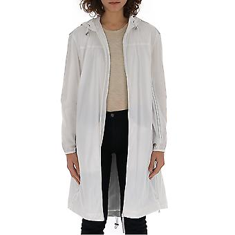 Red Valentino White Polyester Outerwear Jacket