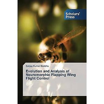 Evoluzione e analisi di focalizzeranno sbattimento ala controllo di volo di Boddhu Sanjay Kumar