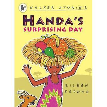 Handas överraskande dag av Eileen Browne - 9781406302189 bok