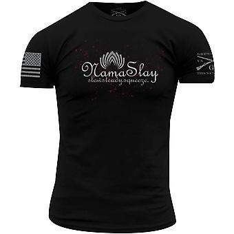 Grunt Style Namaslay T-Shirt - Black
