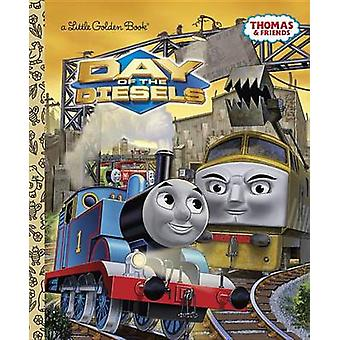 Day of the Diesels by W Awdry - Golden Books - 9780307929891 Book