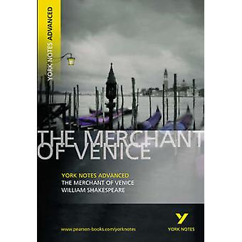 Merchant of Venice - York Notes Advanced (2nd Revised edition) by Will