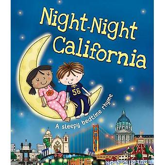 Night-Night California by Katherine Sully - Helen Poole - 97814926393