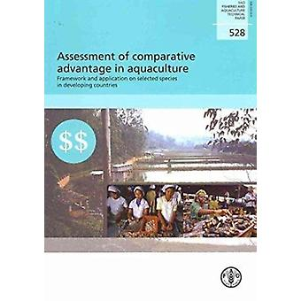 Assessment of Comparative Advantage in Aquaculture - Framework and App