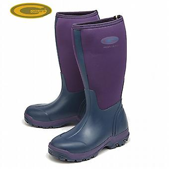 Grubs Frostline 5.0 Wellington Boots in Violet