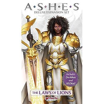 Rise of the Phoenixborn The Law of Lions Deluxe Expansion card Game