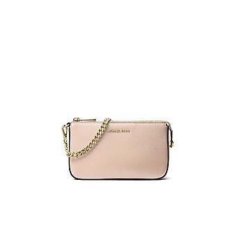 MICHAEL KORS SOFT PINK MEDIUM POUCH BAG