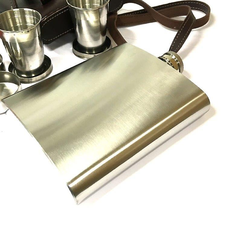 Hip-flask-set - fickplunta - 530 ml / 18 oz -