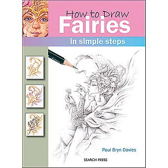 Search Press Books How To Draw Fairies Sp 83716