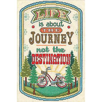 The Journey Counted Cross Stitch Kit-8
