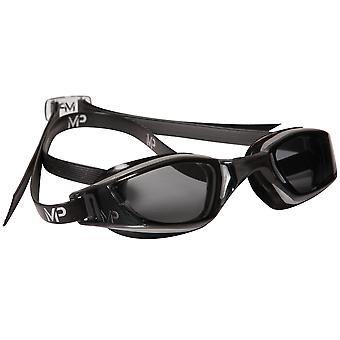 Aqua Sphere Xceed Swim Goggle - Smoke/Black lens -Grey/Black Frame