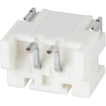 Multi-pin connector, straight RM 2.0 mm series PH Nominal current: 2 A