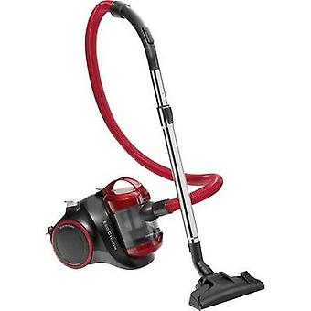 Bagless vacuum cleaner Clatronic EEC A Anthracite, Red