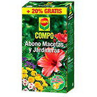 Compo Fertilizer Flower Pots & Planters 300G