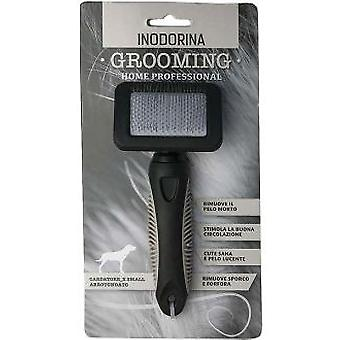 Inodorina Rounded Card Dog (Dogs , Grooming & Wellbeing , Brushes & Combs)
