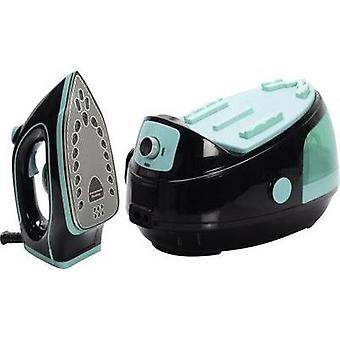 Steam press AFK 16-EH-1298 2000 W Black, Turquoise