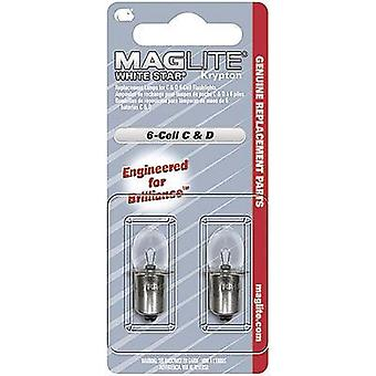 Spare bulb Compatible with: 6D cell Mag-Lite LWSA601