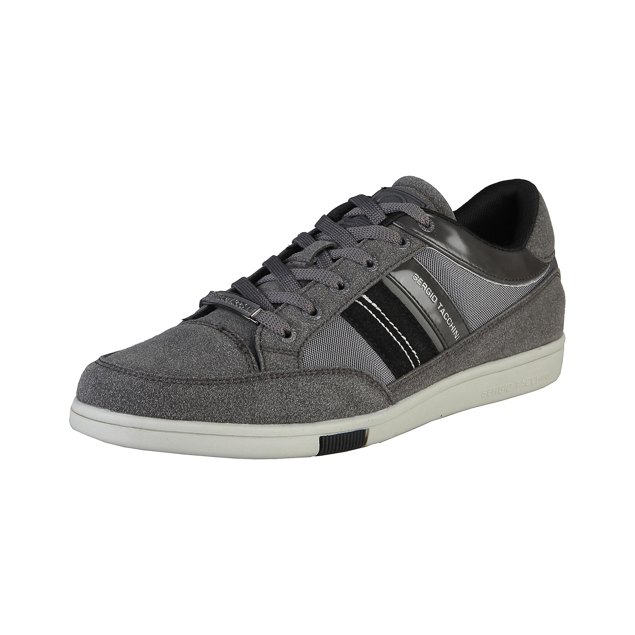 Grey men Grey Tacchini sneakers Tacchini men sneakers F8gqw0nz