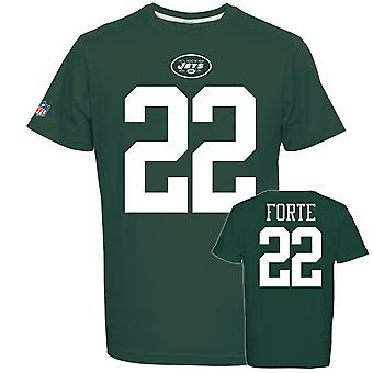 Majestic NFL Fan Shirt - New York Jets 22 Matt Forté