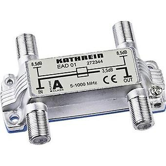 Cable TV splitter Kathrein EAD 02 2-way 5 - 1000 MHz