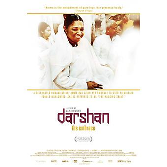 Darshan The Embrace Movie Poster Print (27 x 40)