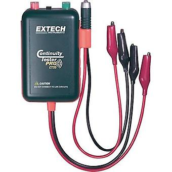 Extech CT20 Cable tester Suitable for Identification, continuity, interruption measurement Calibrated to Manufacturer s