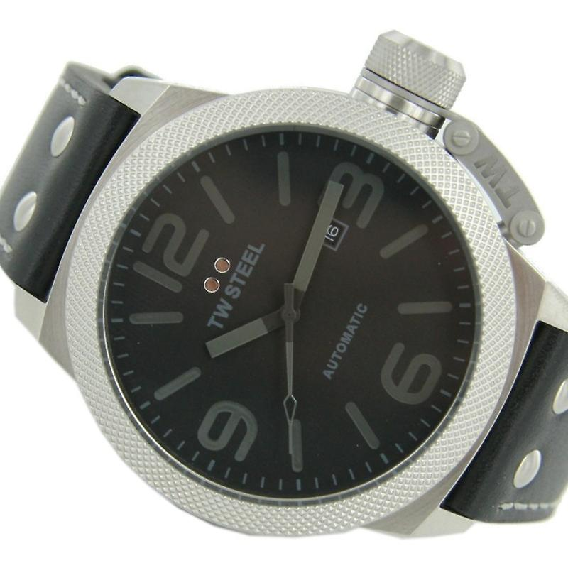 TW steel men's watch automatic canteen 50 mm - TWA-201